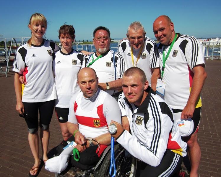 Mannschaft EM 2013